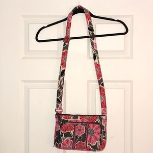 Vera Bradley Little Hipster Purse and ID case